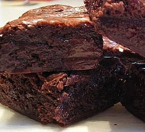 fat free brownie recipe